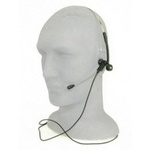 Headset, Lightweight, Single Sided, Non-noise  cancelling Mic, TP-120P Plug