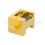 Waveguide Down Converter Mixer WR-28 From 26.5 GHz to 40 GHz, IF From DC to 18 GHz And LO Power of +13 dBm, UG-599/U Flange, Ka Band